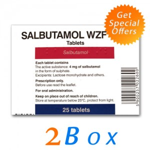 buy salbutamol 2 box