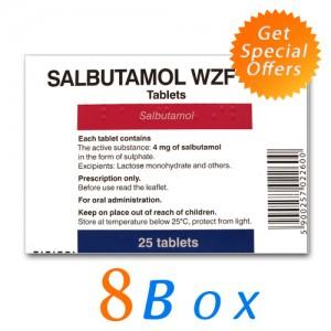 Buy Online Salbutamol