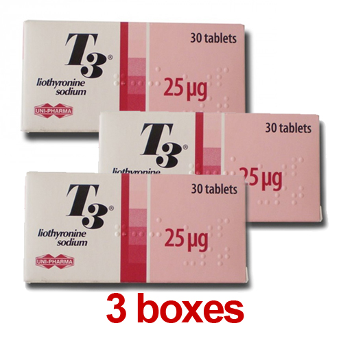 Buy Online T3 Uni Pharma